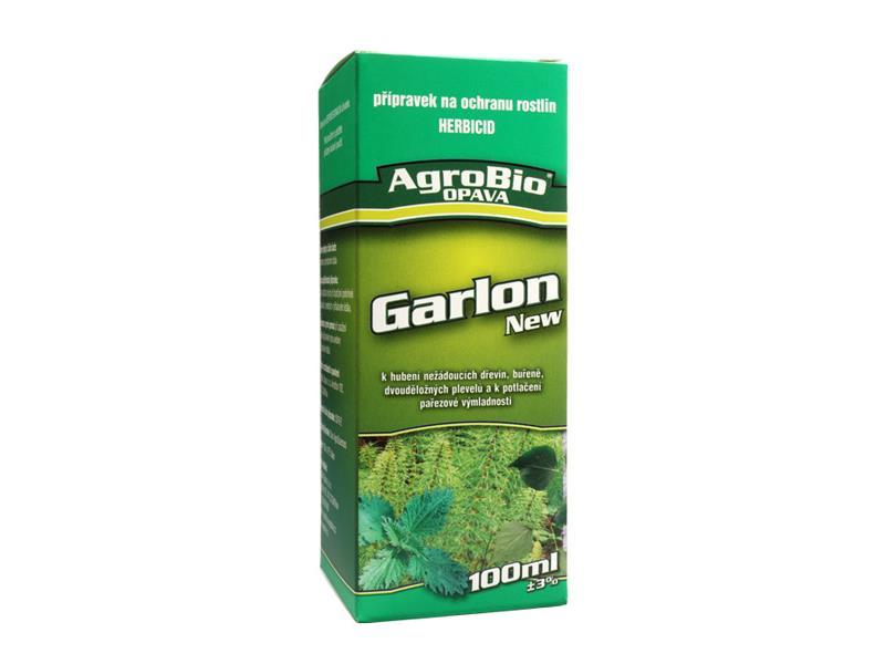 Přípravek k hubení dřevin, buřeně a dvouděložných plevelů AgroBio Garlon New 100 ml