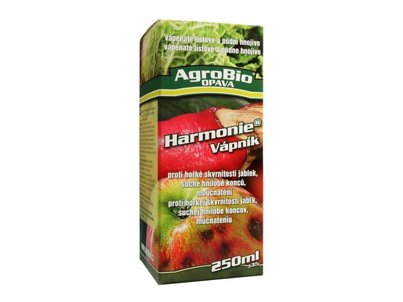 Hnojivo kapalné AgroBio Harmonie Vápník 250 ml