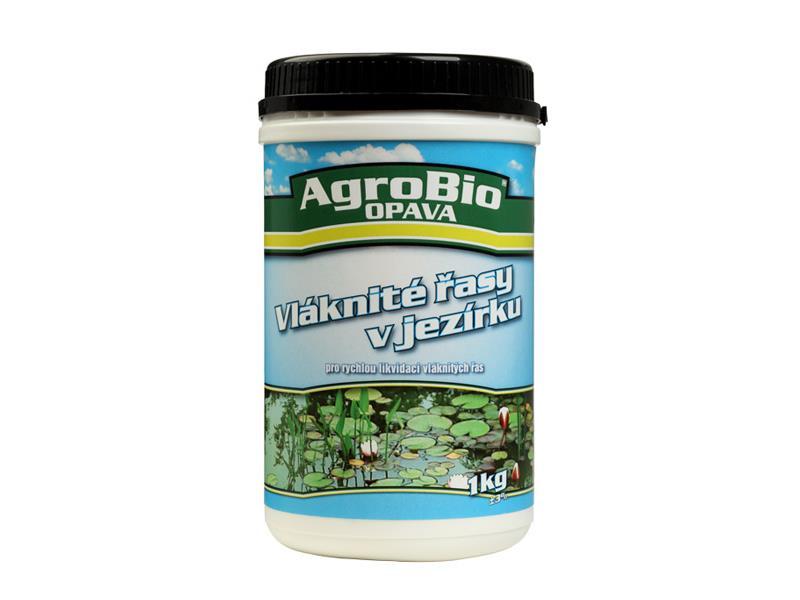 Přípravek pro likvidaci vláknitých řas v jezírkách AgroBio 1kg