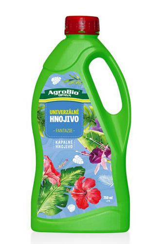 Hnojivo kapalné AgroBio Fantazie Univerzální 750 ml