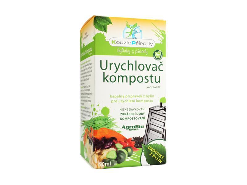 Urychlovač kompostu AgroBio 50 ml