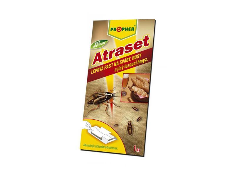 Nástraha na šváby AgroBio Atraset 1ks