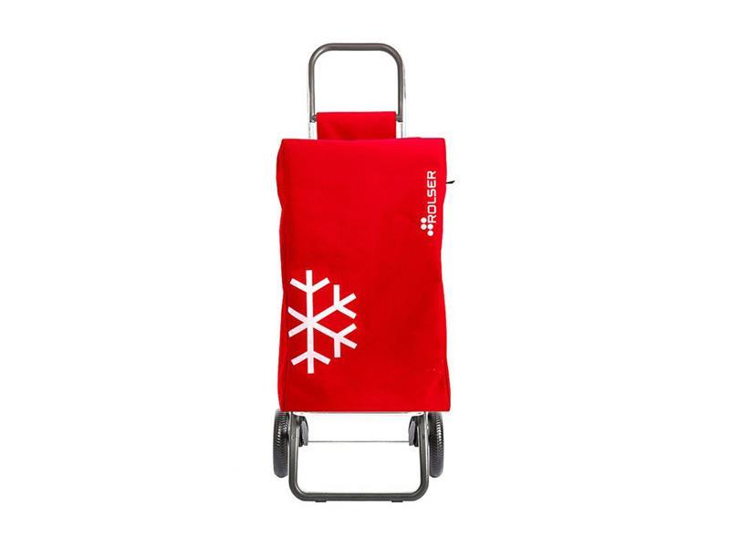 Vozík nákupní ROLSER Igloo Termo MF Convert RG Red
