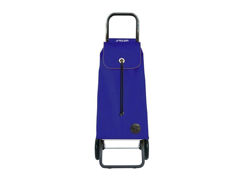 Vozík nákupní ROLSER I-Max MF Convert RG Blue