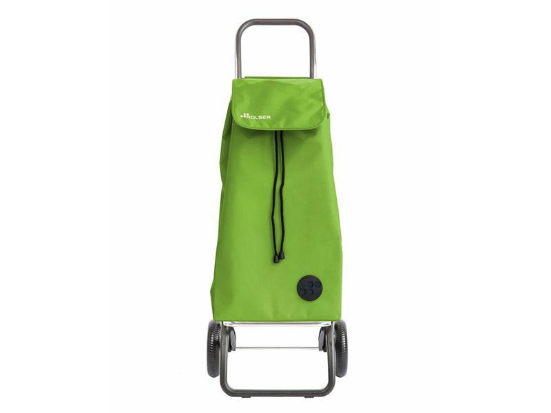 Vozík nákupní ROLSER I-Max Termo Zen Convert RG Lime Green