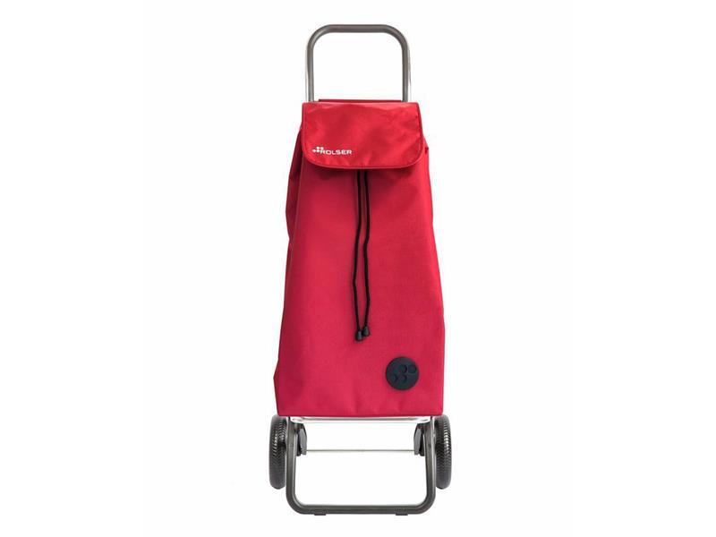 Vozík nákupní ROLSER I-Max Termo Zen Convert RG Red