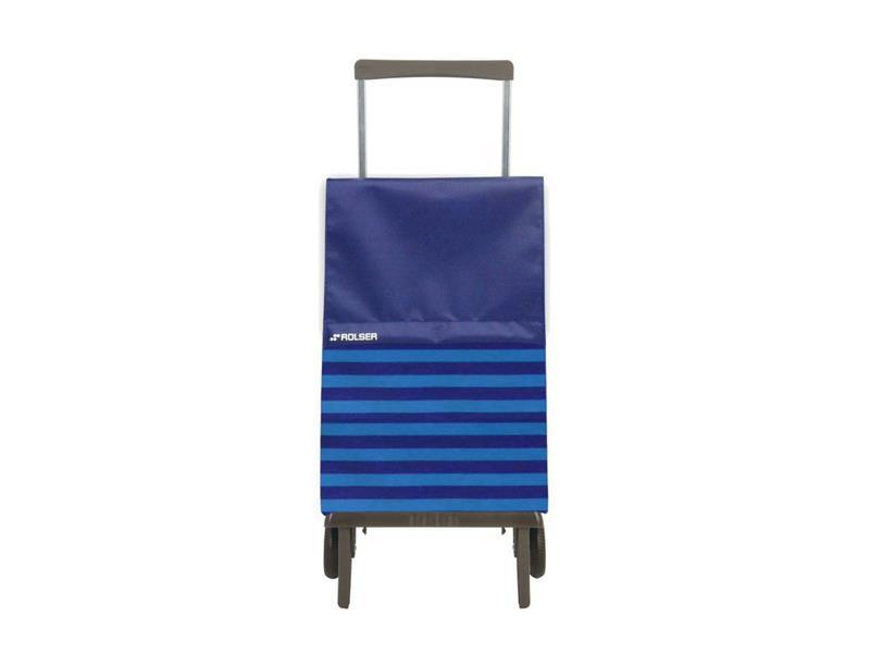 Vozík nákupní ROLSER Plegamatic Original Marina Blue