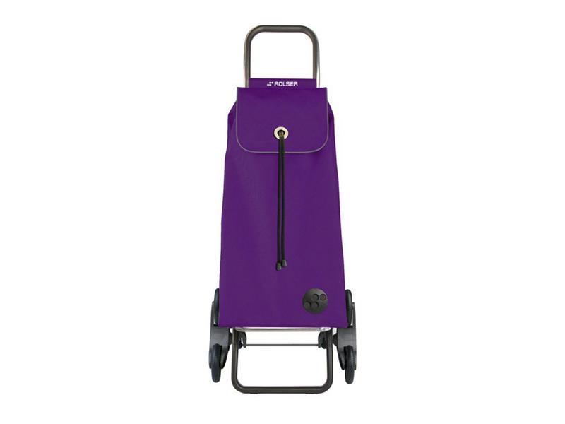 Vozík nákupní ROLSER I-Max MF Rd6 Purple