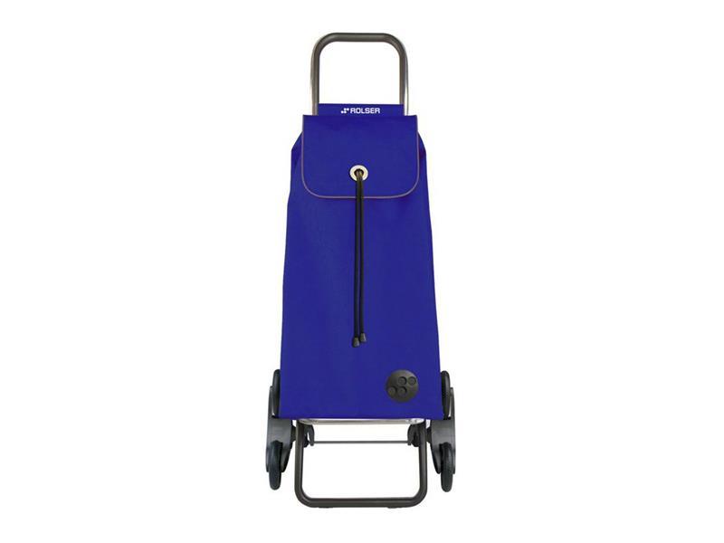 Vozík nákupní ROLSER I-Max MF Rd6 Blue