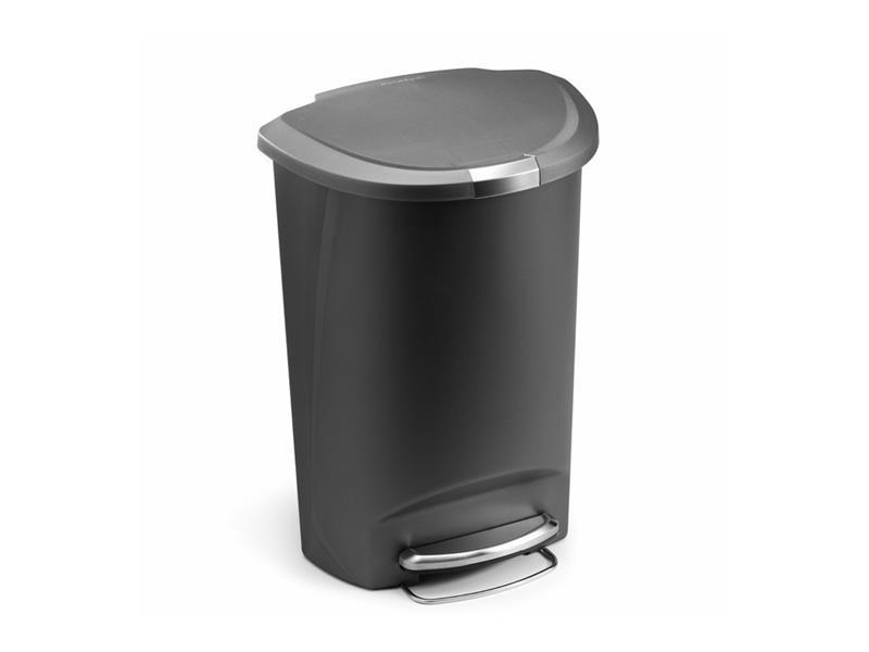 Koš odpadkový SIMPLEHUMAN CW1357 50L Grey