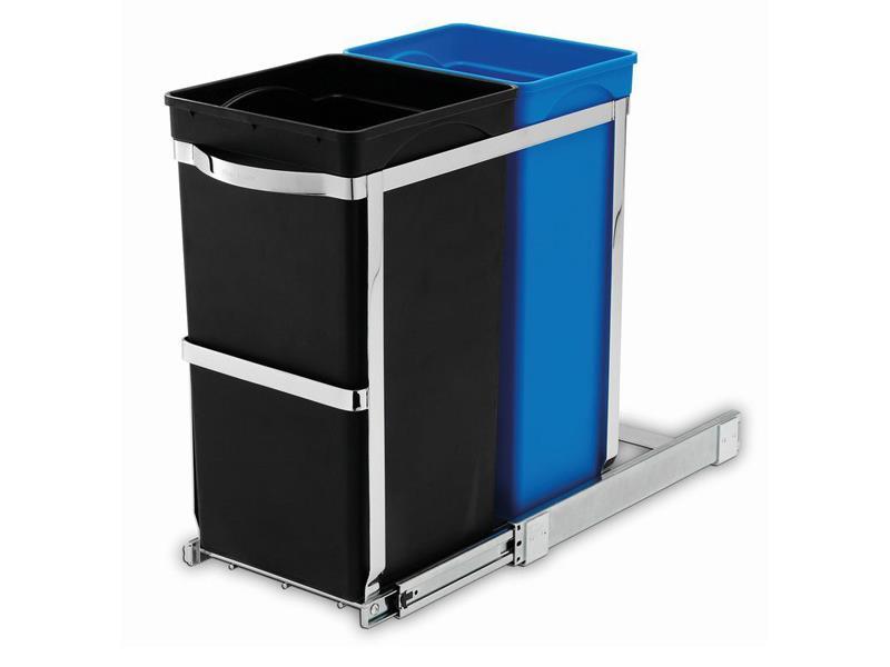 Koš odpadkový SIMPLEHUMAN CW1016 20/15L