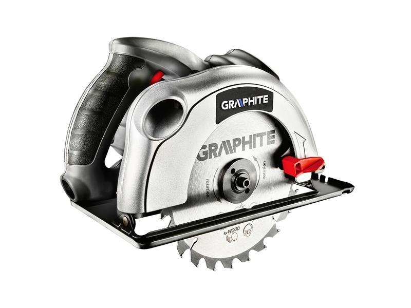 Pila okružní GRAPHITE 58G486