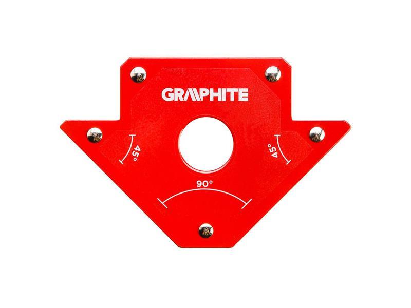 Magnetický úhelník ke svařování GRAPHITE 56H902