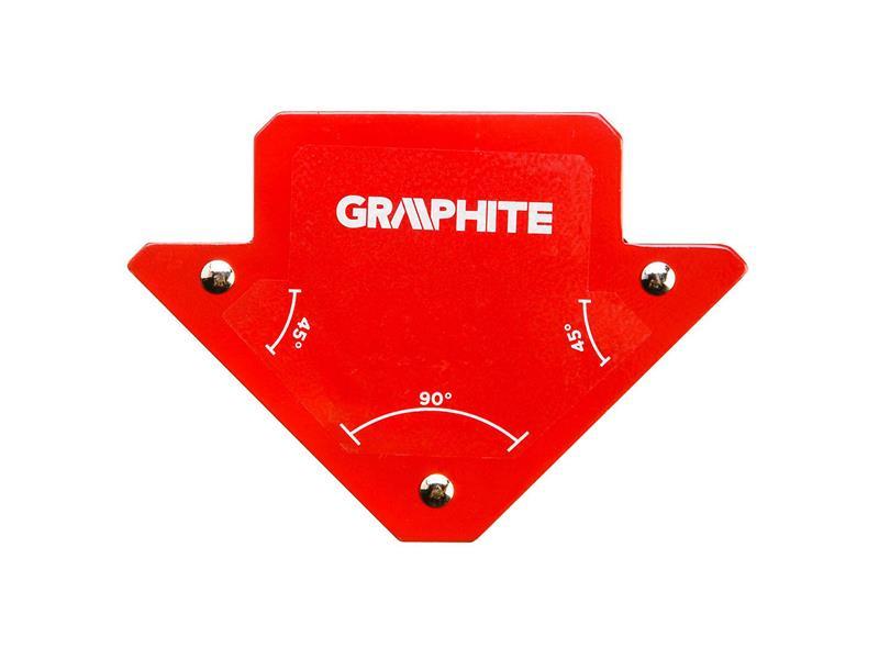 Magnetický úhelník ke svařování GRAPHITE 56H901