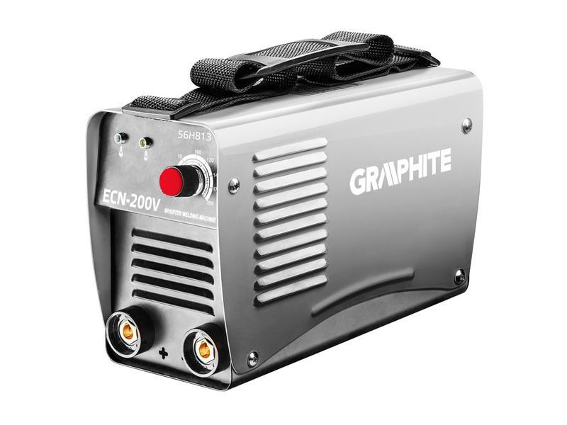 Svářecí invertor GRAPHITE 56H813