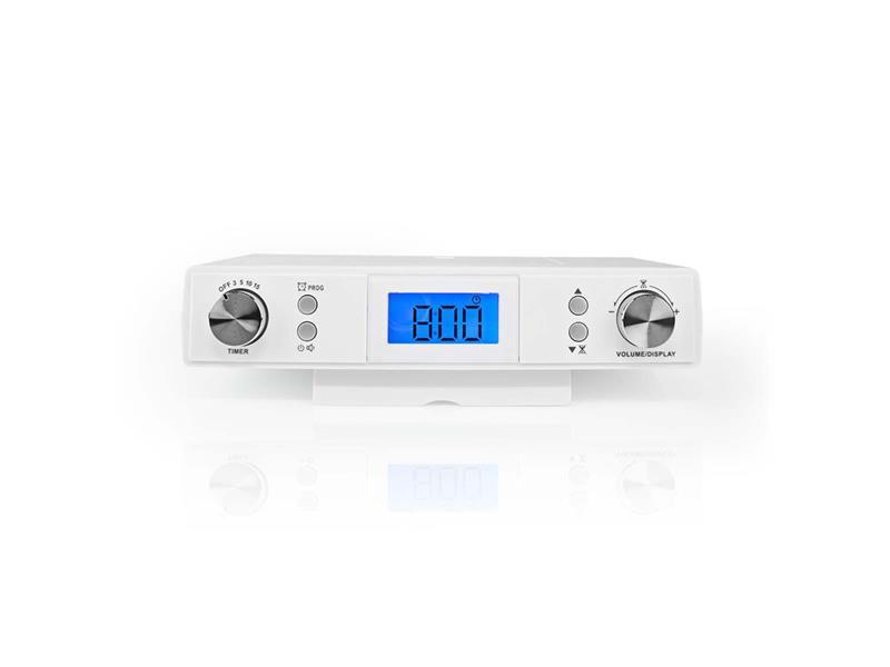 Rádio NEDIS RDFM4010WT