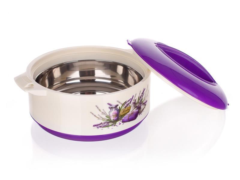 Termomísa BANQUET Lavender 2.5L s poklicí