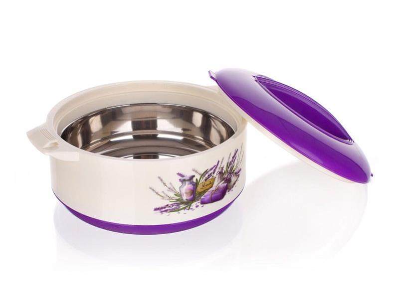 Termomísa BANQUET Lavender 3.5L s poklicí