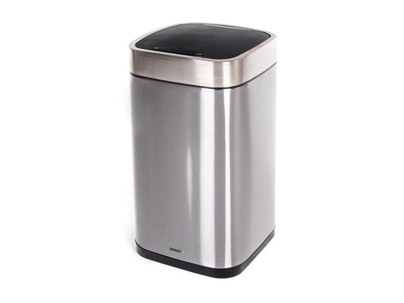 Koš odpadkový BANQUET Senzo bezdotykový 25L