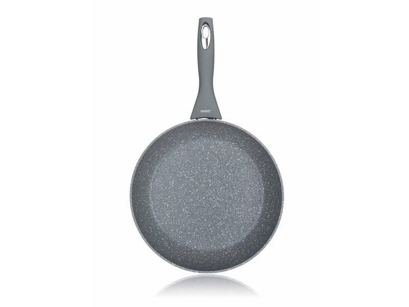 Pánev BANQUET Granite Grey 28cm
