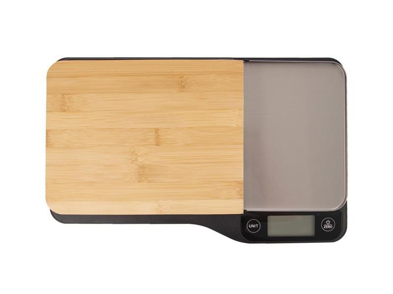 Váha kuchyňská ORION Bambus