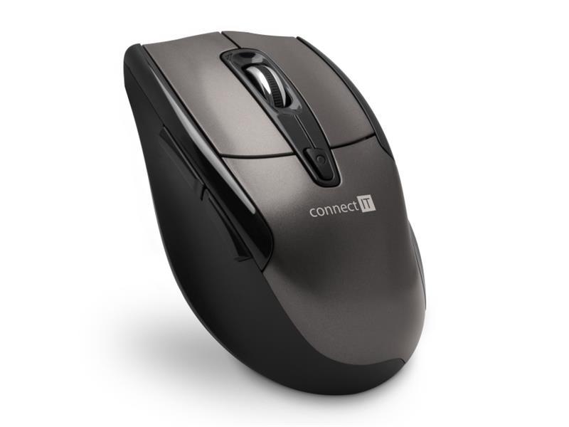 Myš bezdrátová CONNECT IT WM-13 bronzová