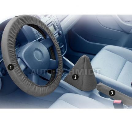 Servisní ochranný kryt na volant, řadicí páku a brzdu SIXTOL