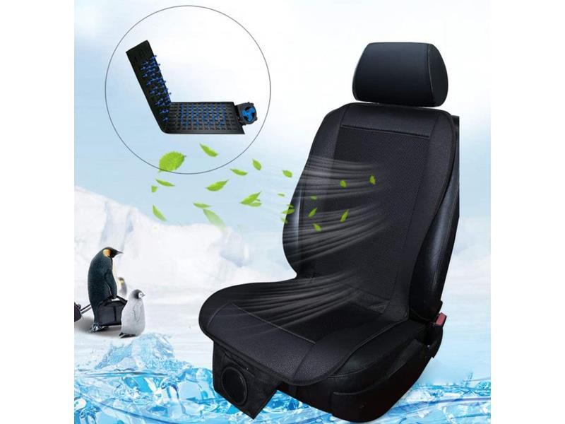Potah sedadla PROTEC s ventilátorem
