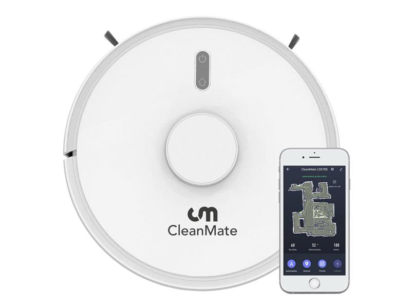 Vysavač robotický CleanMate LDS 700