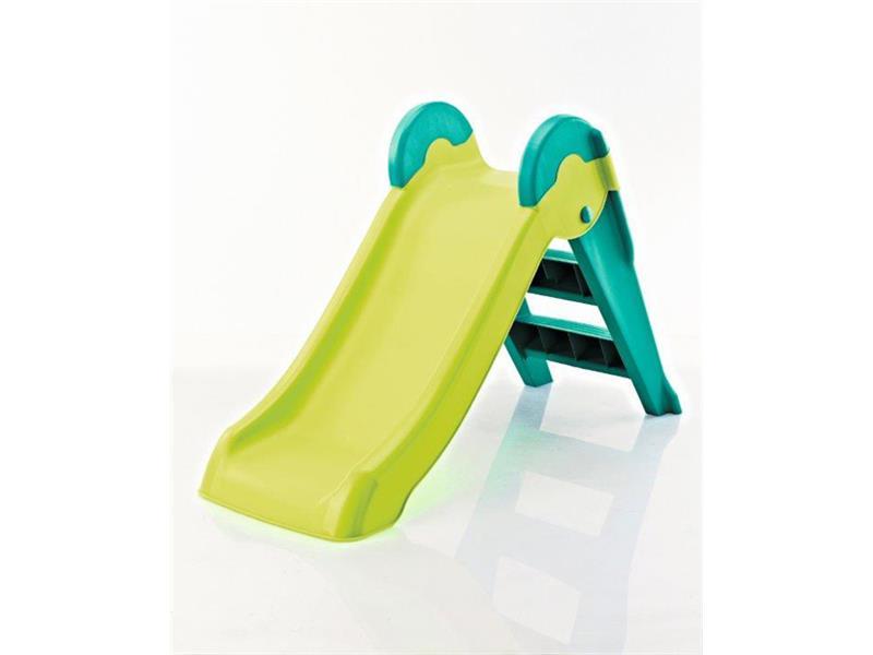 Dětská skluzavka KETER Boogie Slide zelená / tyrkysová