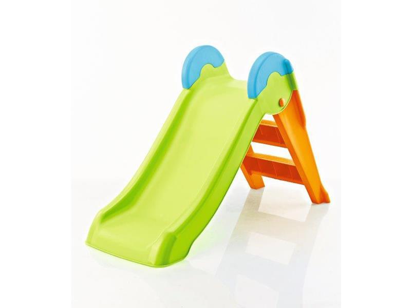 Dětská skluzavka KETER Boogie Slide zelená / oranžová