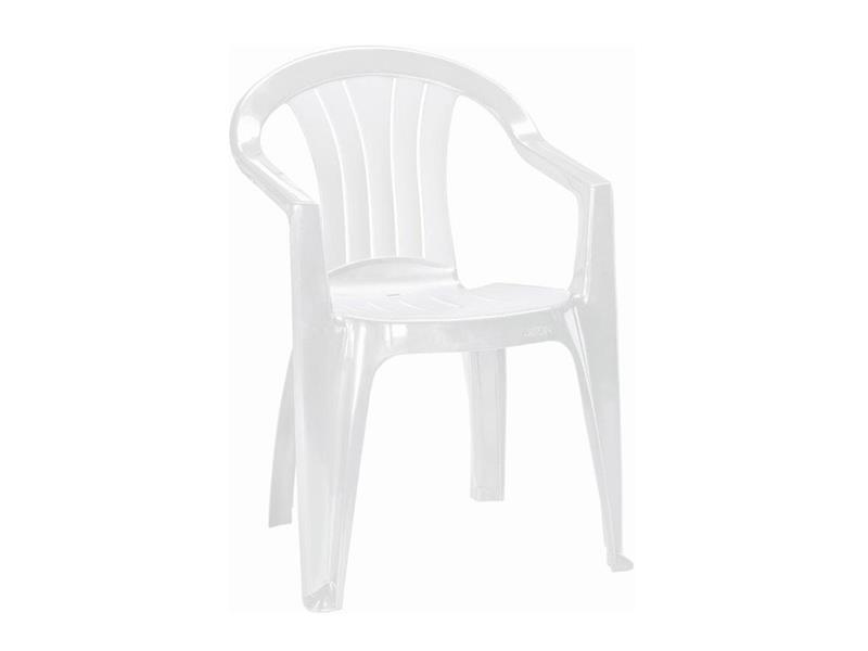 Židle zahradní KETER Sicilia White