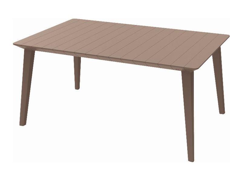 Stůl zahradní KETER Lima Cappuccino