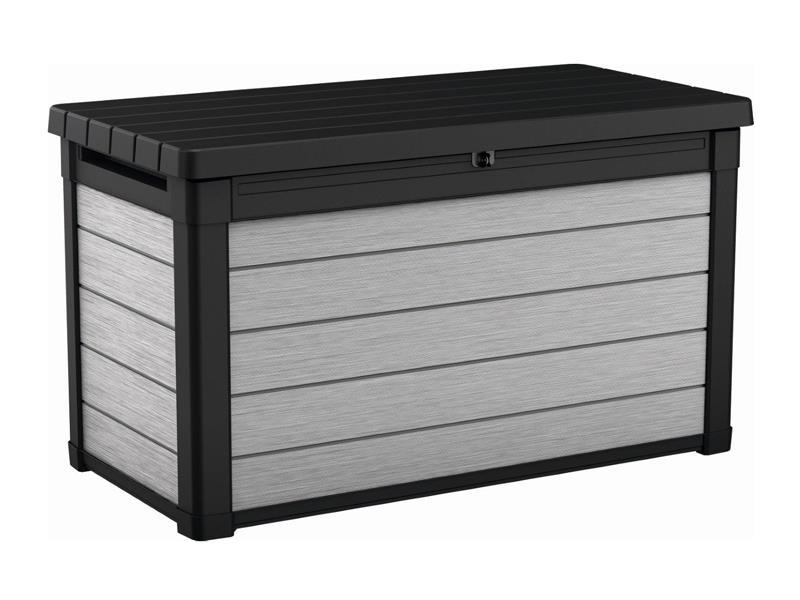 Box zahradní KETER Denali DuoTech 380l Grey/Brown