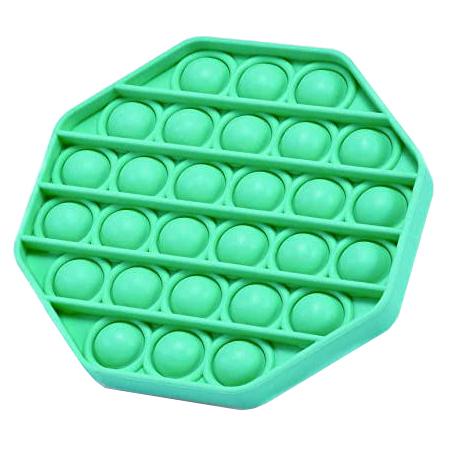 Pop It Oktagon zelený