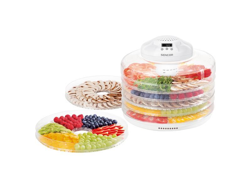Sušička ovoce SENCOR SFD 4235WH