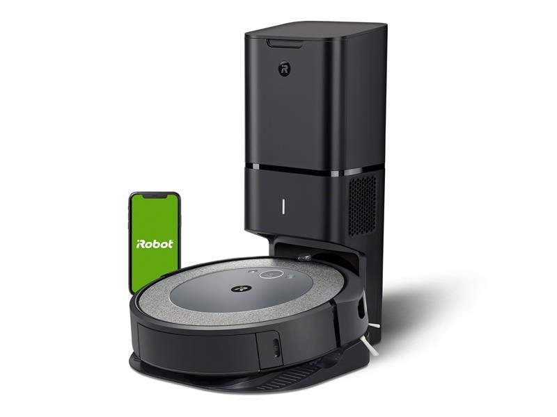 Vysavač robotický iROBOT Roomba i3+