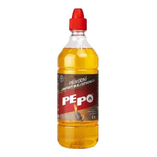 Lampový olej PE-PO citronela 1l