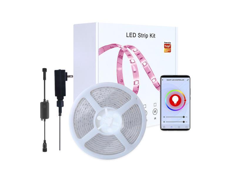 Smart LED pásek 12V IP67 24W RGB IMMAX NEO LITE 07725L 5m WiFi