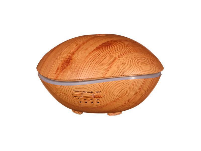 Aroma difuzer SIXTOL STONE světlé dřevo