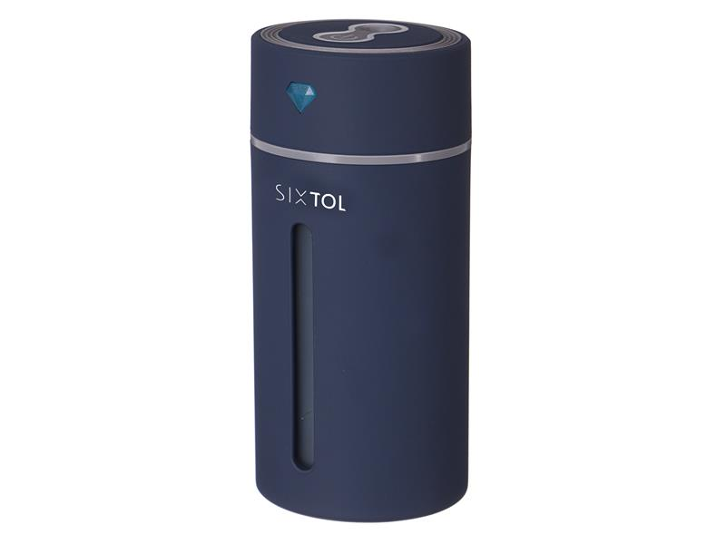 Aroma difuzer SIXTOL DIAMOND CAR do auta tmavě modrý