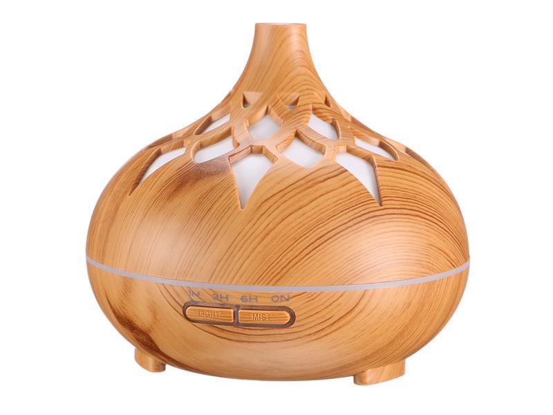 Aroma difuzer SIXTOL PALM světlé dřevo