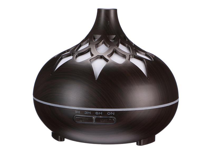 Aroma difuzer SIXTOL PALM tmavé dřevo