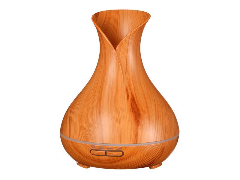 Aroma difuzer SIXTOL VULCAN světlé dřevo