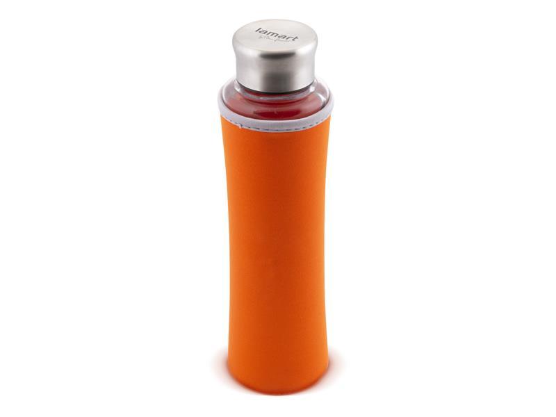 Láhev na vodu LAMART LT9030 ECO oranžová