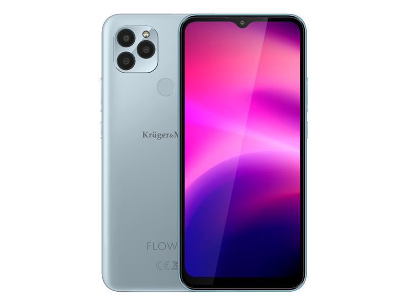 Telefon KRUGER & MATZ FLOW 9 modrý KM0496-LB