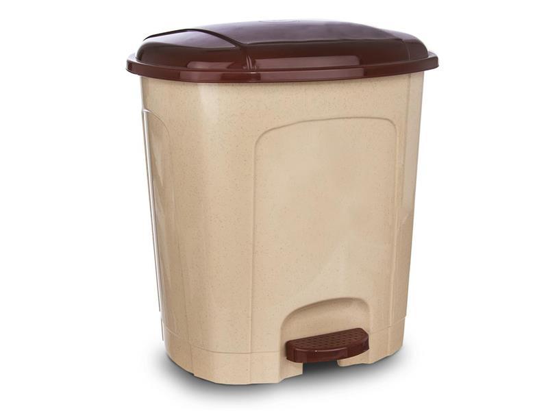 Koš odpadkový ORION béžovohnědý 30l