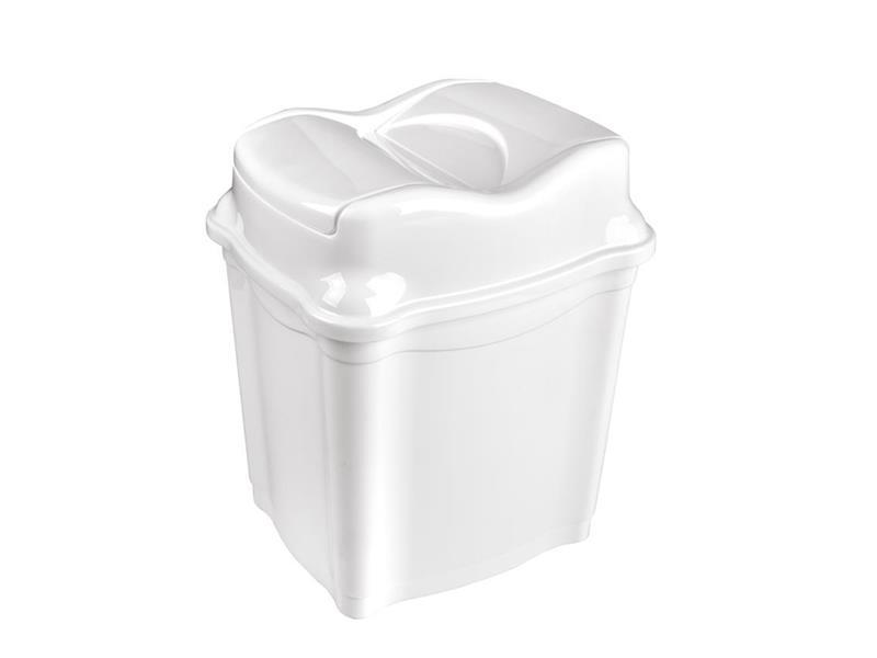 Koš odpadkový ORION Whirpool 5l bílý