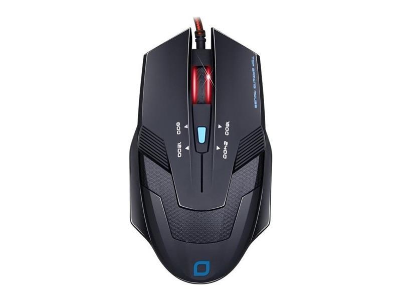 Myš drátová EVOLVEO MG636 herní