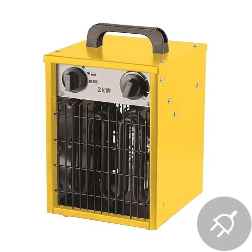 Topidlo elektrické STREND PRO IFH01-20H-13